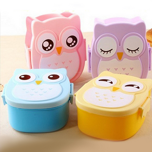 Owl Food Storage Container 🦉