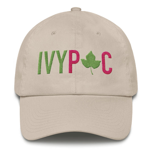 IVYPAC Embroidered Cotton Cap