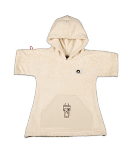 Kids Poncho | Eco 'Remmo' | O-Break Ponshow