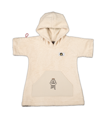 Kids Poncho | Eco 'Tanno' |    O-Break Ponshow