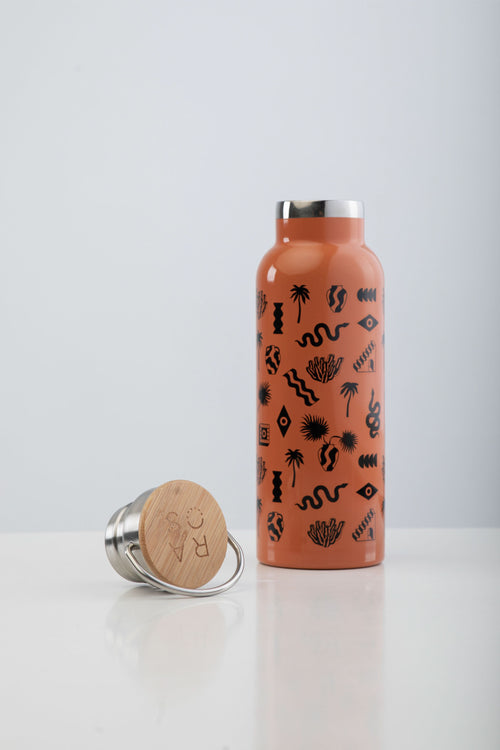 Rust Bottle