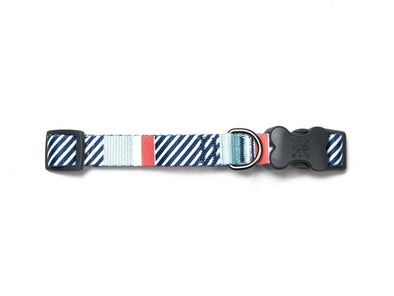 Stripe Soiree - Dog Collar