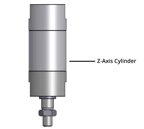 Z-Axis Cylinder