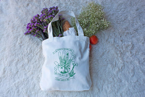 Earth Pledge Carry Bag - Kathy Gardiner