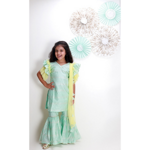 Sea Green Shahrara