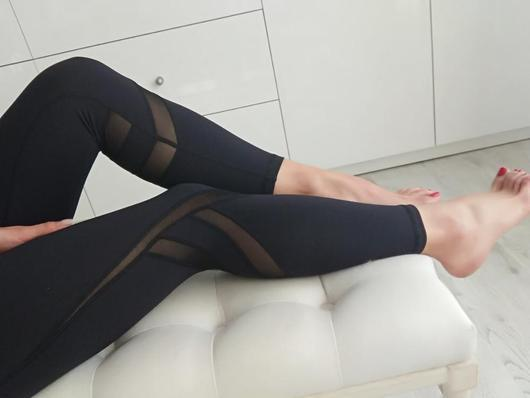 Push-Up Mesh Tush Trainer™ Leggings - Activarebel.com