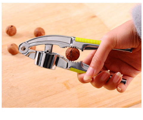 Stainless Steel Kitchen Vegetable Tool Alloy Ginge Crusher Garlic Presses - Market Hoop