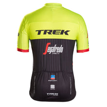 Trek-Segafredo Sportful Jersey Replica Medium Black Red