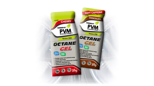 PVM Octane Energy Gel