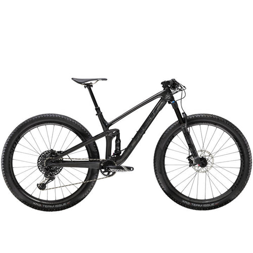 TREK TOP FUEL 9.8 GX CARBON/BLACK