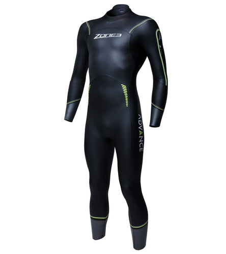 ZONE 3 ADVANCE MEN'S WETSUITE