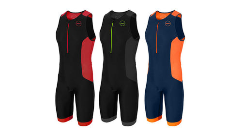 Zone 3 MEN'S AQUAFLO PLUS TRISUIT
