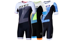 Zone 3 MEN'S LAVA SS AERO SUIT
