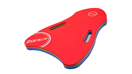 Zone 3 MULTI-COLOURED KICK BOARD