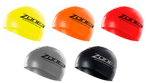 Zone 3 Silicon Swim Cap