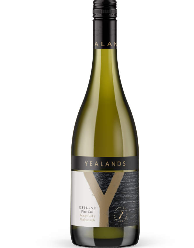 Yealands Reserve Pinot Gris 2020