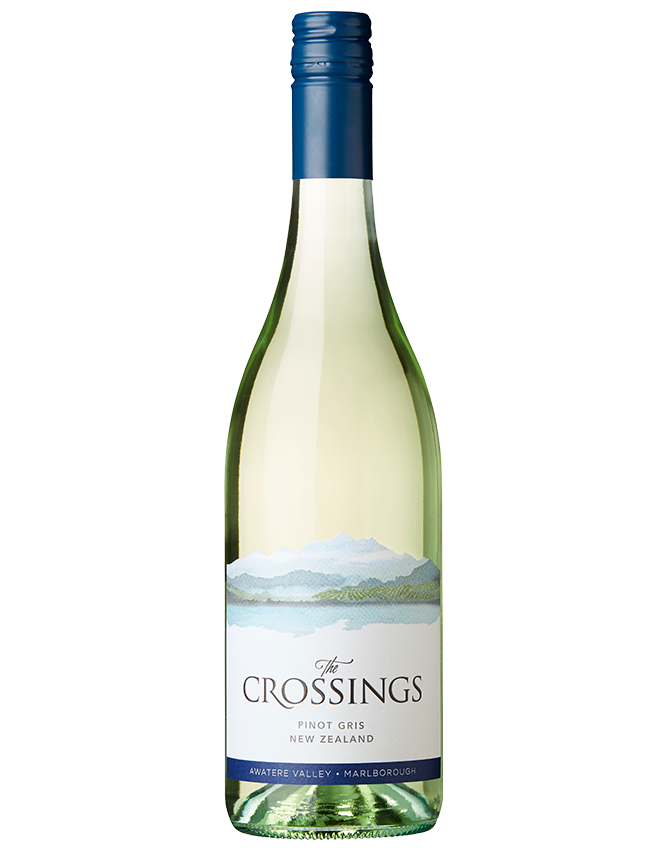 The Crossings - Pinot Gris 2018