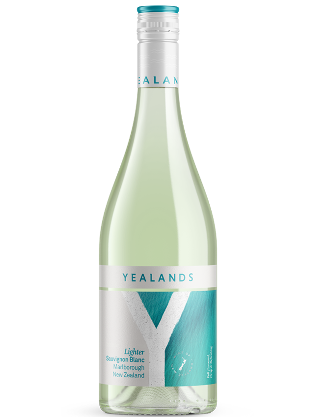 Yealands Sauvignon Blanc Lighter in Alcohol 2020