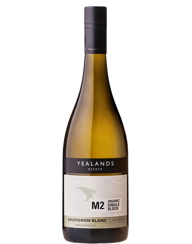 Yealands Estate Single Block - M2 Sauvignon Blanc 2018