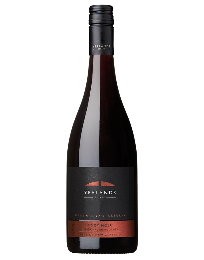 Yealands Estate Winemakers Reserve Pinot Noir 2017 (Gibbston Valley)