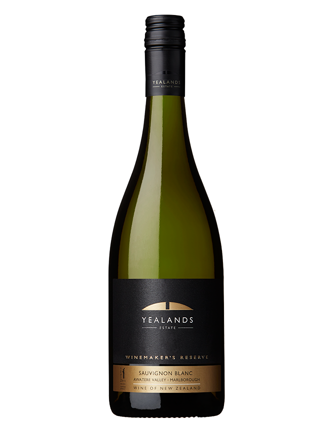 Yealands Estate Winemakers Reserve Sauvignon Blanc 2018
