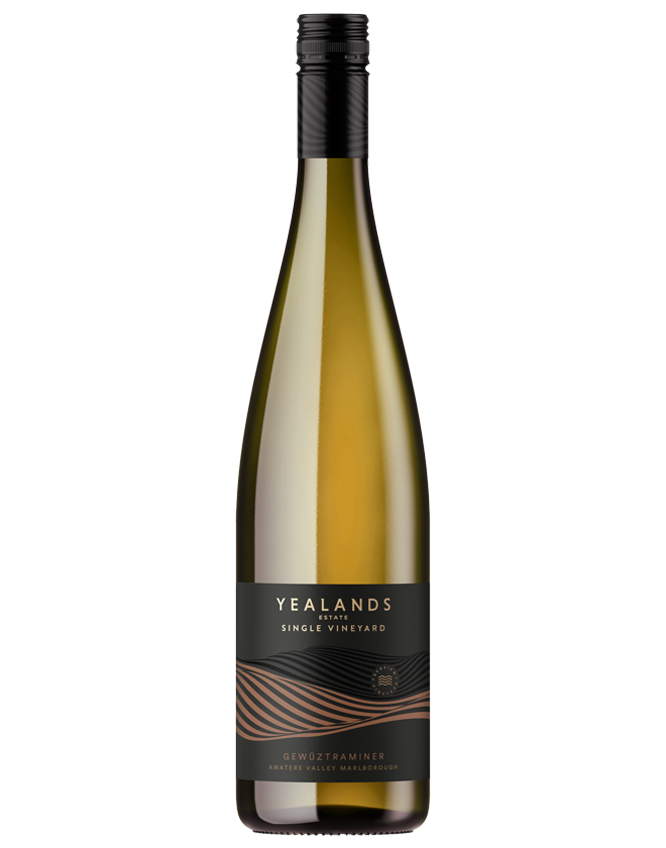 Yealands Estate Single Vineyard Gewürztraminer 2018