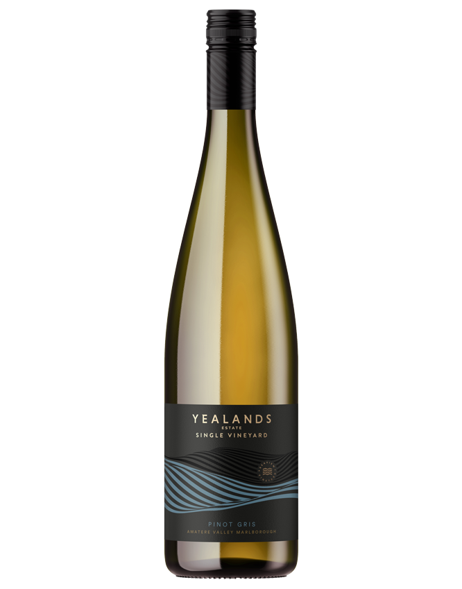 Yealands Estate Single Vineyard Pinot Gris 2019