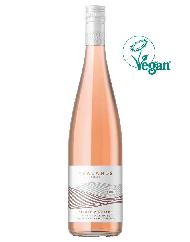 Yealands Estate Single Vineyard Pinot Noir Rosé 2019