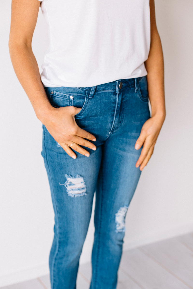Molly Mum Jeans