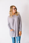 Archer Knit - Grey