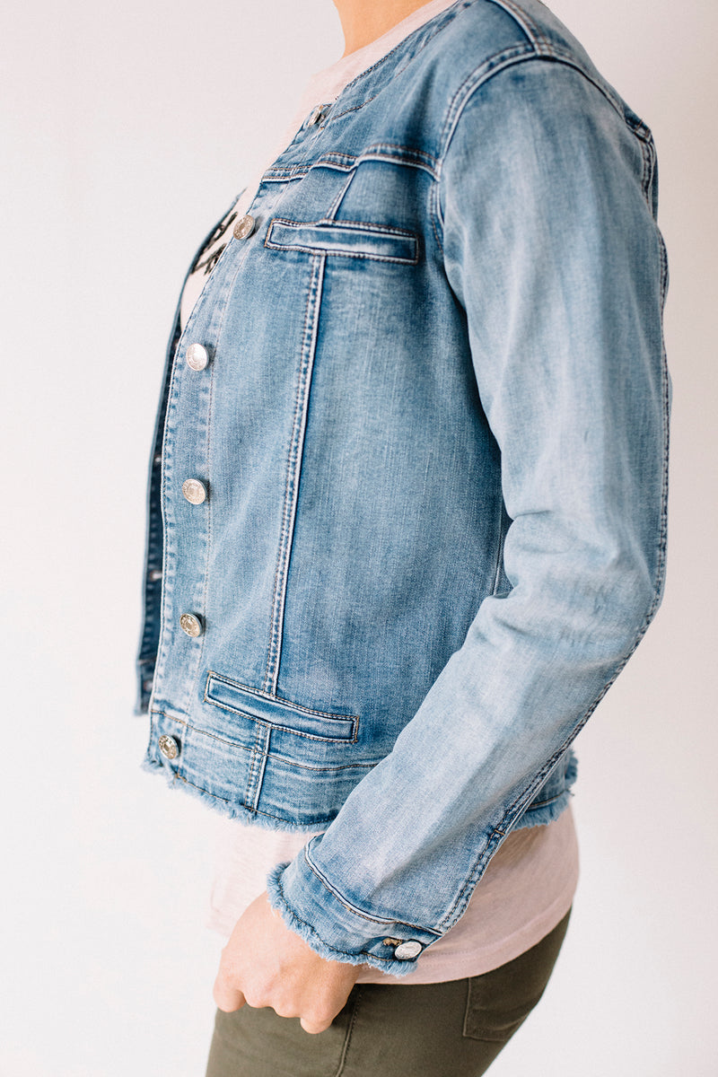 Koda Denim Jacket