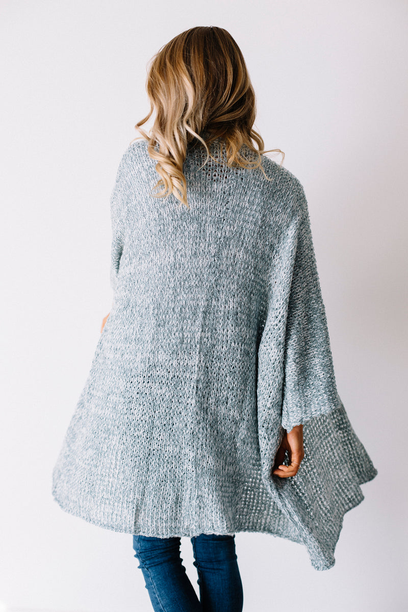 Eclipse Cosy Knit - Seaspray
