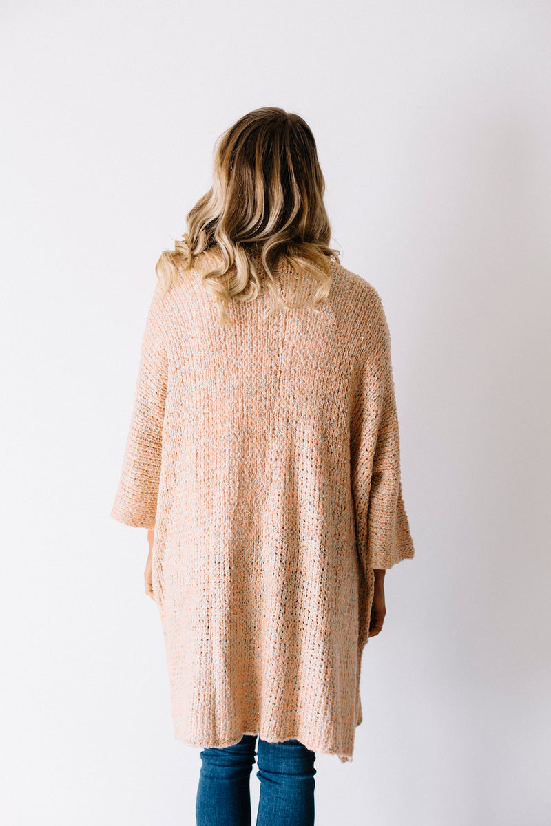 Eclipse Cosy Knit - Peachy