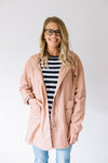 Anorak Jacket Blush