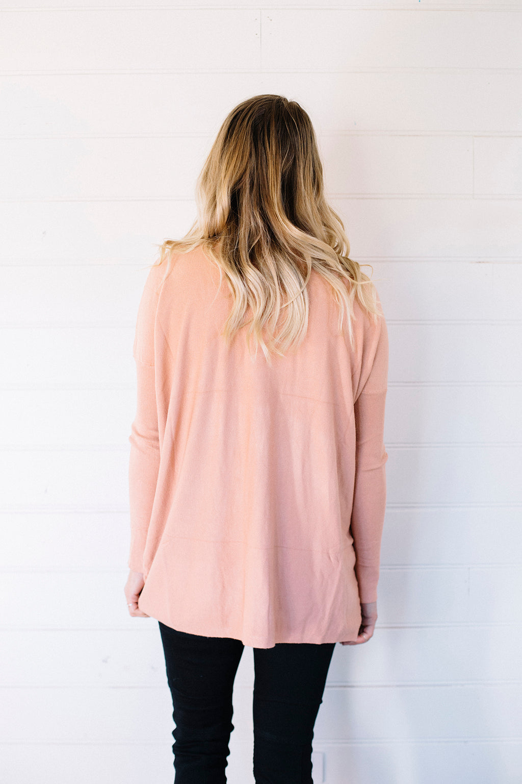 Demi Knit - Peachy