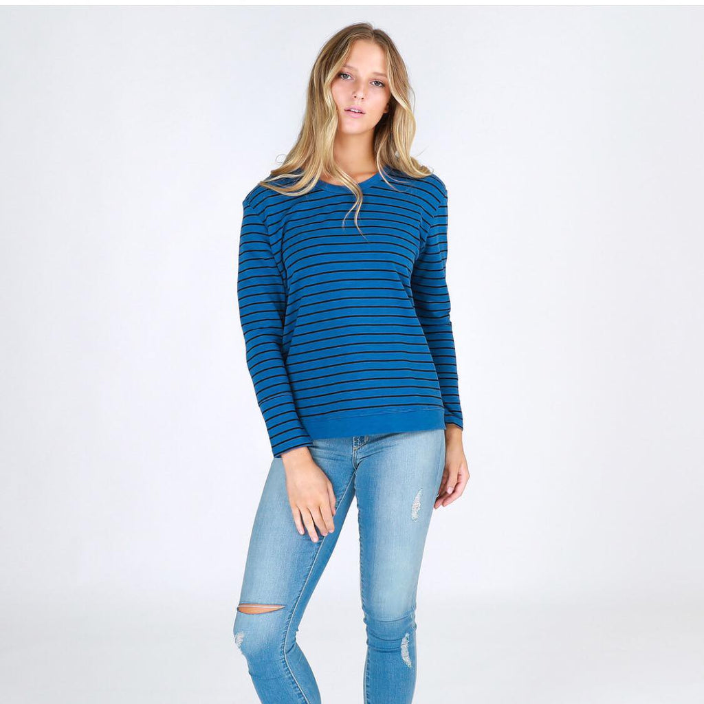 Burleigh Sweater - Blue