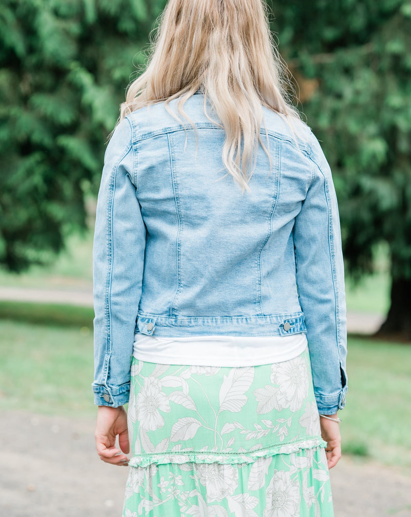 Valentine Denim Jacket