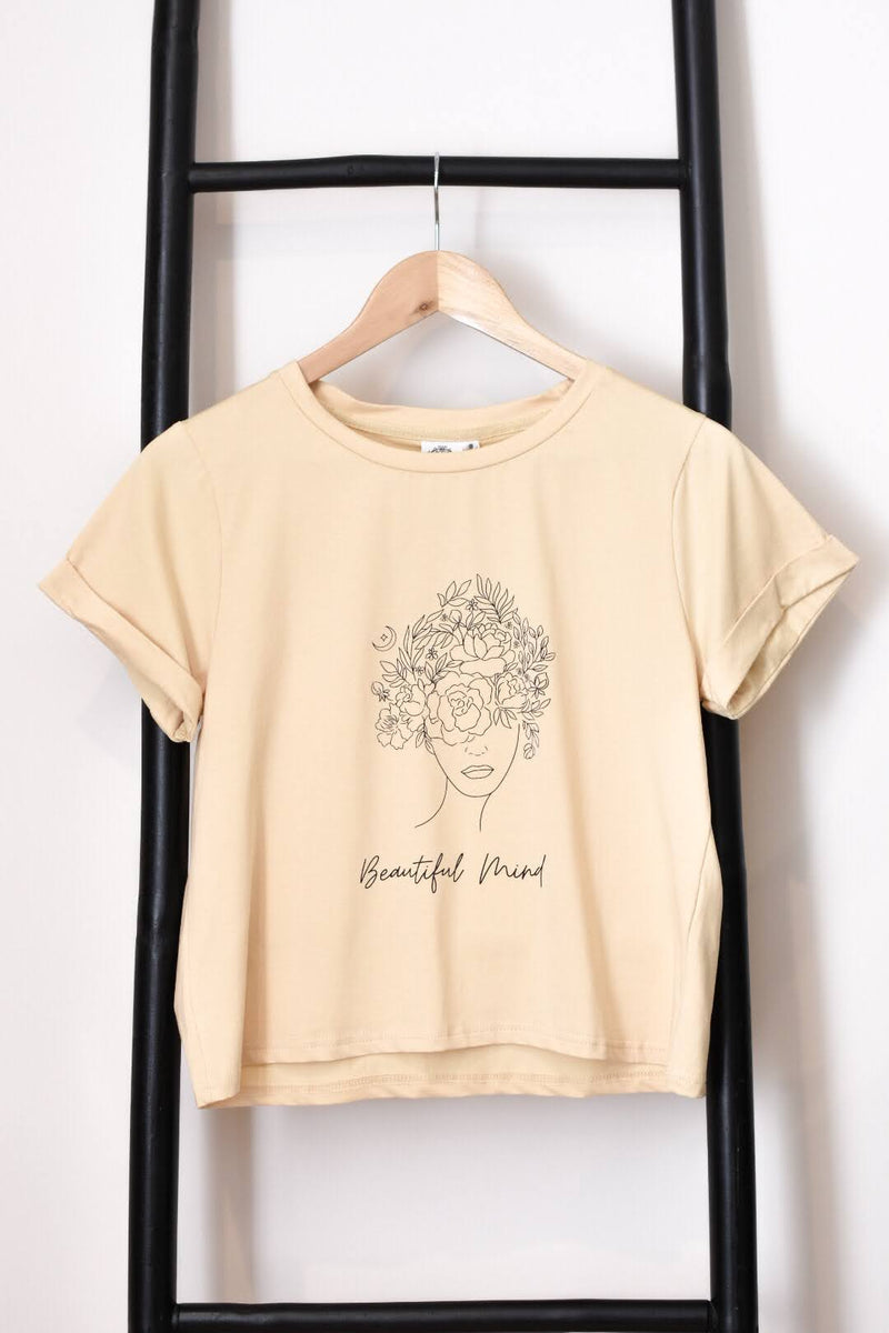 Beautiful Mind Tee