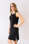 Threadz Basic Cami - Black