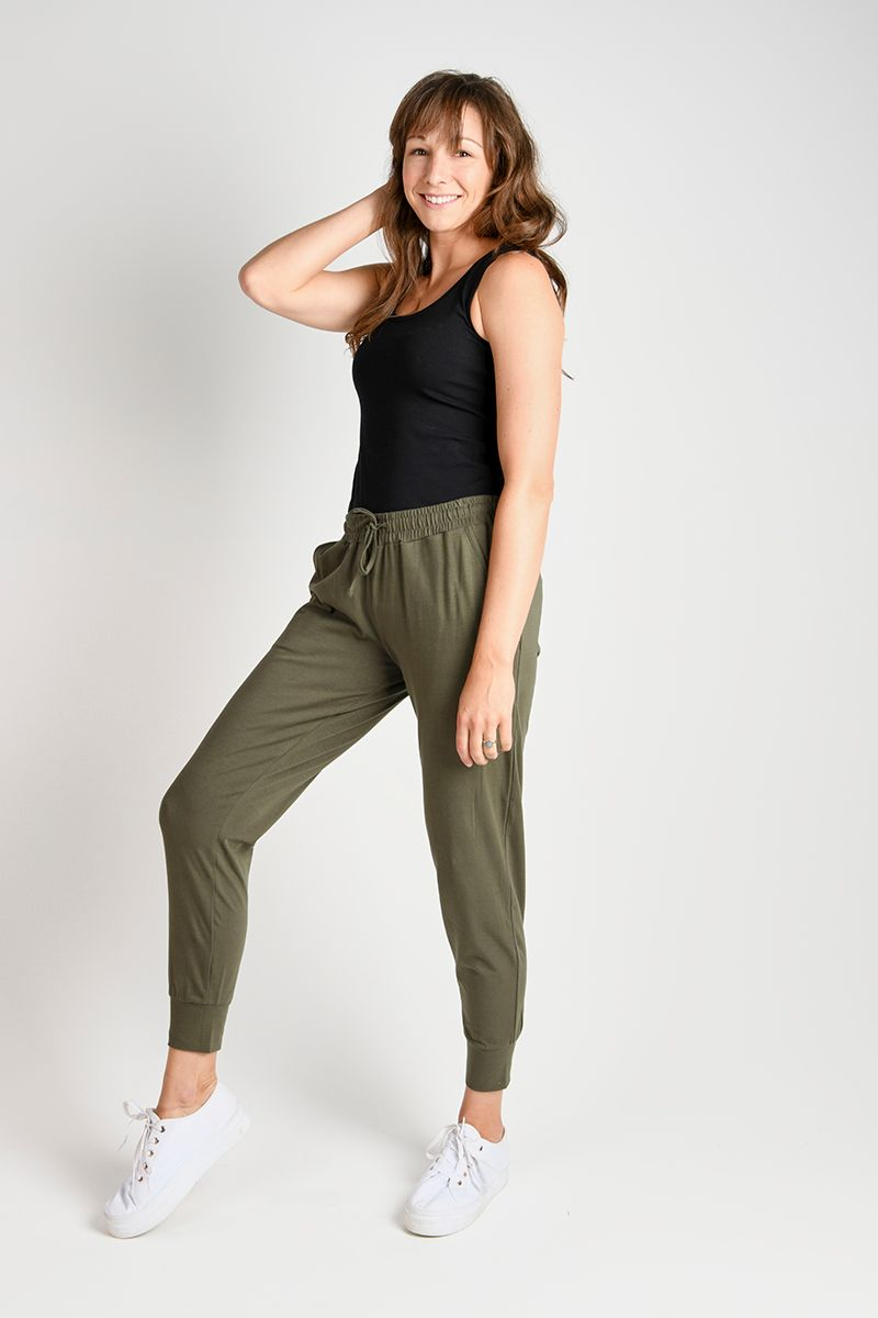 Everyday Pants Khaki