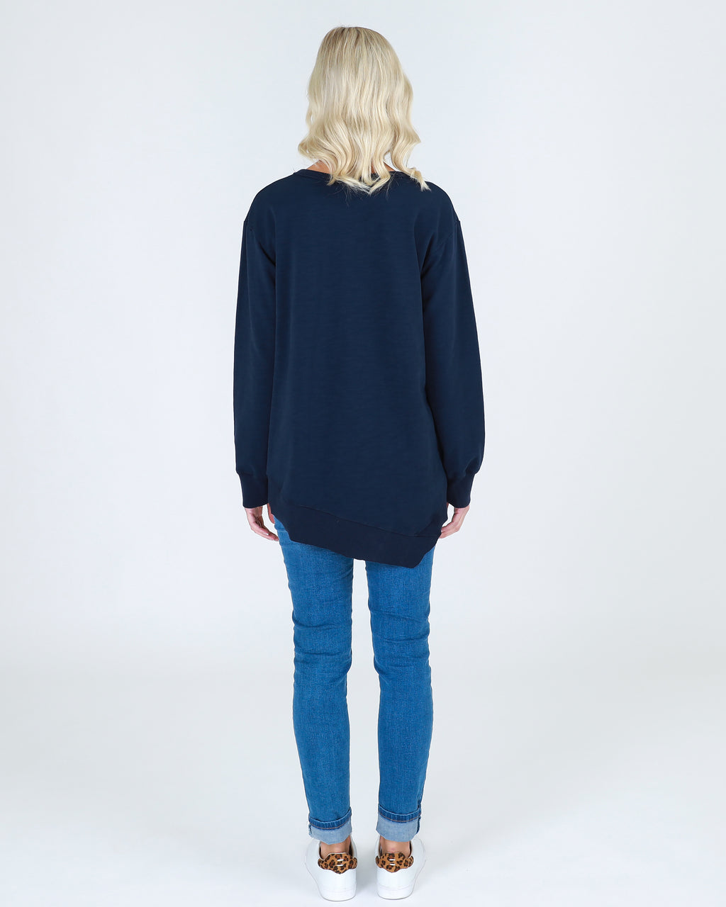 Newhaven Sweater Navy