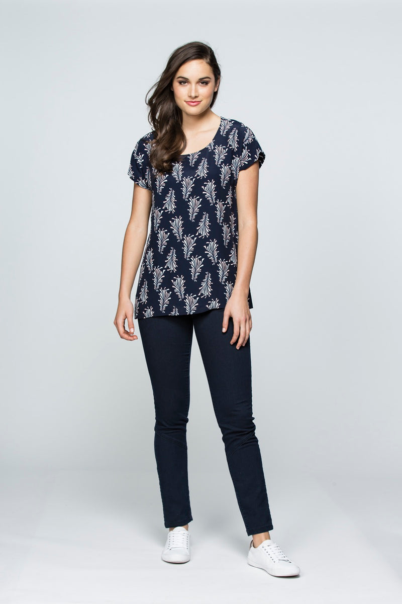 Threadz Fern Top