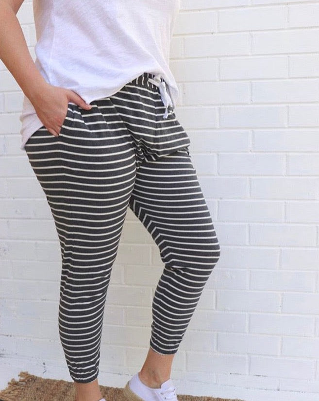 Bondi Joggers Stripes