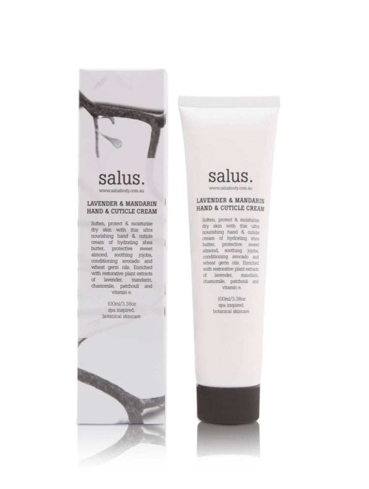 Salus Hand & Cuticle Cream 100ml