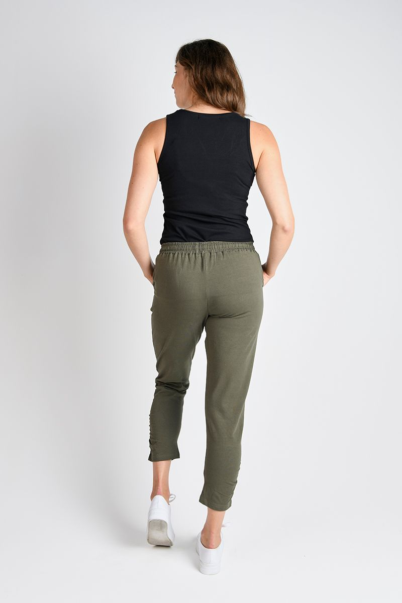Everyday Dress Pants Khaki