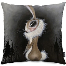 Chupacabra Throw Pillow