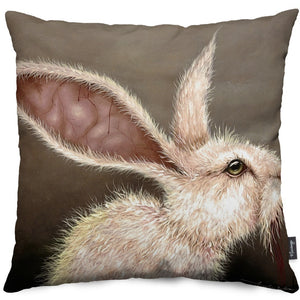 Rabid Throw Pillow
