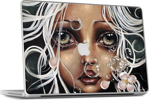 Water Lily Laptop Skin