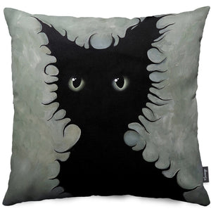 Necromancer Throw Pillow