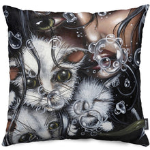 Redemption Throw Pillow